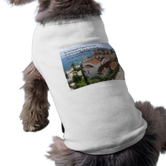 Joshua 1:9 Albanian Church Dog Clothes