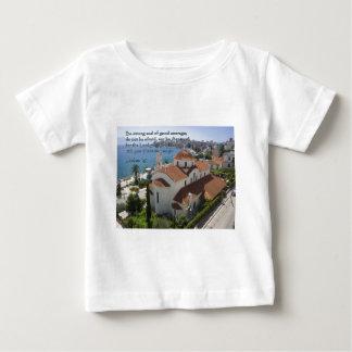 Joshua 1:9 Albanian Church Shirts