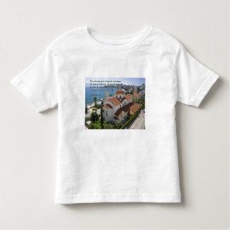 Joshua 1:9 Albanian Church T Shirt
