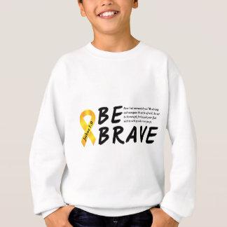 Joshua 1:9 Be Brave Sweatshirt