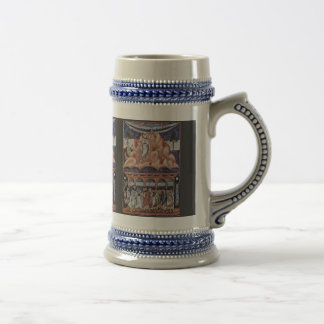 Joshua And The Israeli People By Karolingischer Bu Coffee Mugs