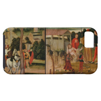Joshua at the Walls of Jericho iPhone 5 Case