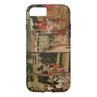 Joshua at the Walls of Jericho iPhone 7 Case