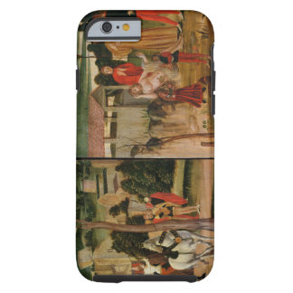 Joshua at the Walls of Jericho Tough iPhone 6 Case