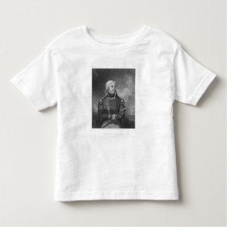 Joshua Barney (1759-1818), engraved by J. Gross af Toddler T-shirt