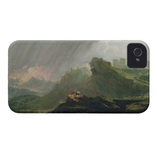 Joshua Commanding the Sun to Stand Still Upon Gibe Case-Mate iPhone 4 Case