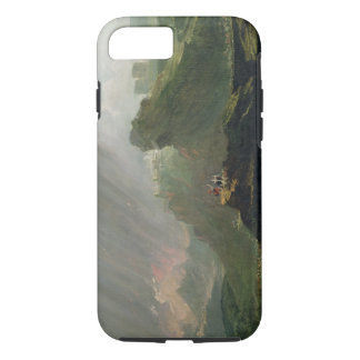 Joshua Commanding the Sun to Stand Still Upon Gibe iPhone 8/7 Case