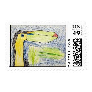 Joshua Gellens Postage Stamp