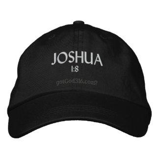 JOSHUA gotGod316.com 1:8 Embroidered Hat