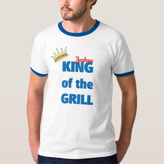 Joshua king of the grill T-Shirt