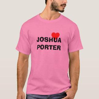 JOSHUA PORTER w/heart T-Shirt