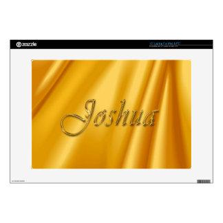 JOSHUA Prenamed Custom Electronics Skin Decals For Laptops