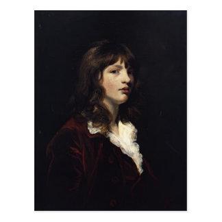 Joshua Reynolds Alexander 10mo duque de Hamilton Tarjeta Postal