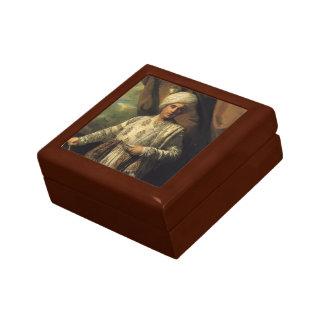 Joshua Reynolds- Captain John Foote Keepsake Boxes