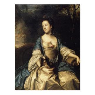 Joshua Reynolds Caroline, duquesa de Marlborough Postal