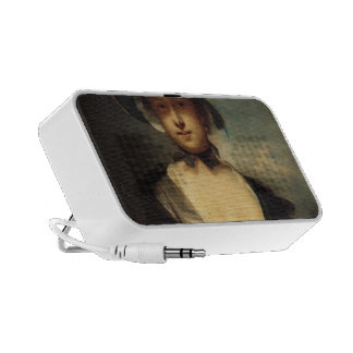 Joshua Reynolds- Catherine, Lady Chambers Notebook Speakers