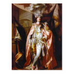 Joshua Reynolds- Charles Coote, Earl of Bellamont Post Card