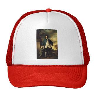 Joshua Reynolds- Edward Morant and His Son John Trucker Hat