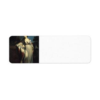 Joshua Reynolds Elizabeth, duquesa de Hamilton Etiquetas De Remite