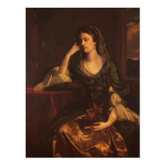 Joshua Reynolds Emily, duquesa de Leinster Postal