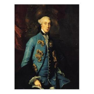 Joshua Reynolds-Francisco Hastings, conde, Hunting Postales