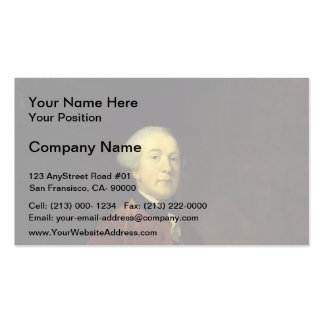 Joshua Reynolds- George Ashby Double-Sided Standard Business Cards (Pack Of 100)