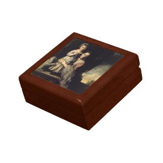 Joshua Reynolds-Georgiana,Countess Spencer Trinket Box