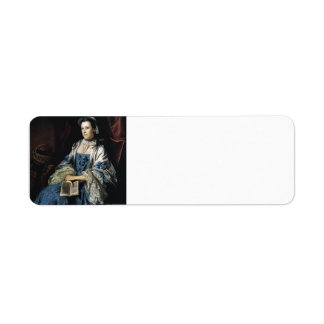 Joshua Reynolds Gertrudis, duquesa de Bedford Etiquetas De Remite