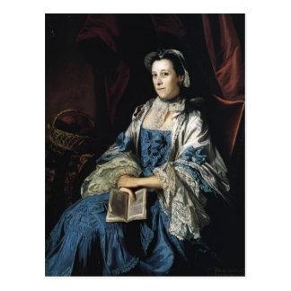 Joshua Reynolds Gertrudis, duquesa de Bedford Postal