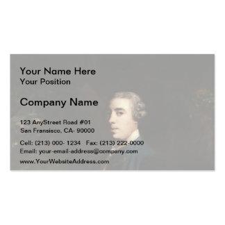Joshua Reynolds-James FitzGerald, Duke of Leinster Business Card