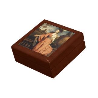 Joshua Reynolds- Jane Fleming, Harrington Trinket Box