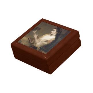 Joshua Reynolds- Kitty Fisher Jewelry Boxes