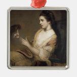 Joshua Reynolds- Kitty Fisher Ornaments