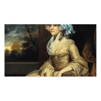 Joshua Reynolds- Lady Taylor Business Cards