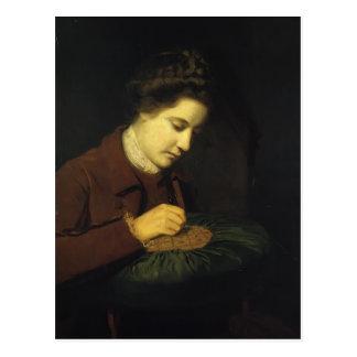 Joshua Reynolds Maria, duquesa de Richmond Tarjetas Postales
