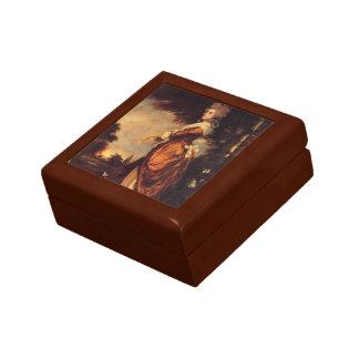 Joshua Reynolds-Mary Amelia, Marchioness,Salisbury Jewelry Boxes