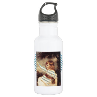Joshua Reynolds- Master Hare 18oz Water Bottle