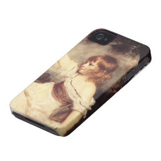 Joshua Reynolds- Master Hare iPhone 4 Case-Mate Case