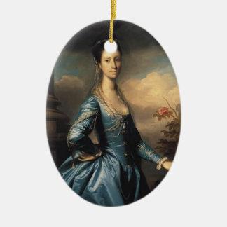 Joshua Reynolds Miss Elizabeth Ingram Ornamento De Reyes Magos
