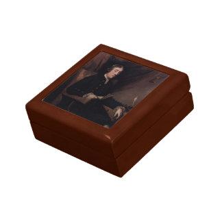 Joshua Reynolds- Mr. James Bourdieu Jewelry Boxes