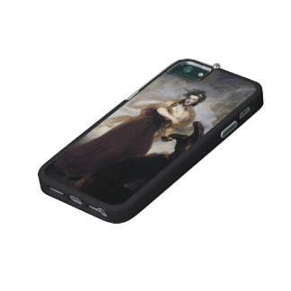 Joshua Reynolds- Mrs. Musters as 'Hebe' iPhone 5 Cover