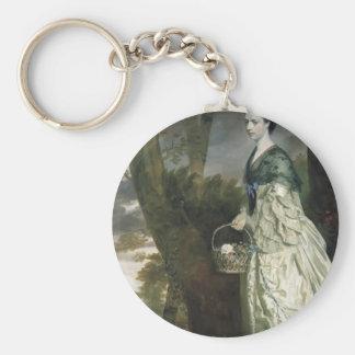 Joshua Reynolds- Mrs. Thomas Riddell Key Chain