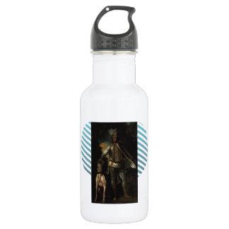Joshua Reynolds- Peter Ludlow 18oz Water Bottle
