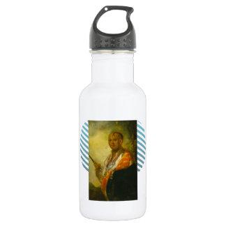 Joshua Reynolds- Scyacust Ukah 18oz Water Bottle