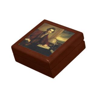 Joshua Reynolds- Sir Joseph Banks Trinket Boxes