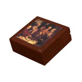 Joshua Reynolds- The Dilettanti Society Jewelry Boxes