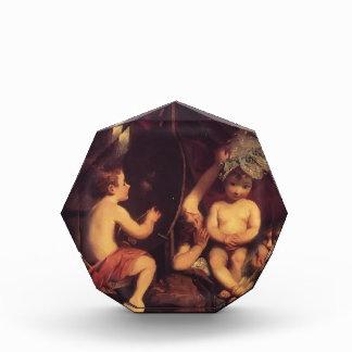 Joshua Reynolds- The Infant Academy Acrylic Award