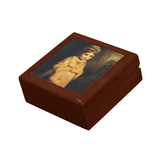 Joshua Reynolds- The Strawberry Girl Gift Box