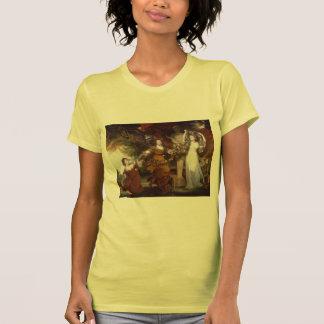 Joshua Reynolds- Three Ladies Adorning a Hymen Tee Shirt