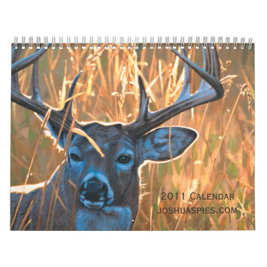 Joshua Spies 2011 Calendar
